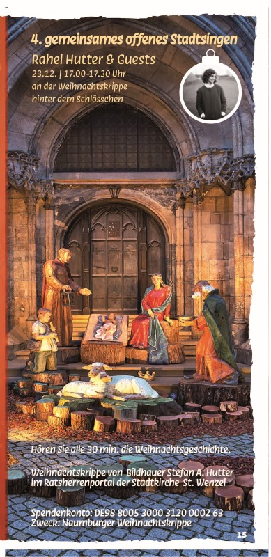 Naumburger Weihnachtsmarkt.Weihnachtsmarkt Naumburg Im Advent